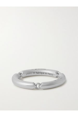 Le Gramme Homem Pulseiras - 5g Segmented Sterling Ring