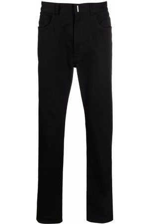 Givenchy High-rise slim-fit jeans