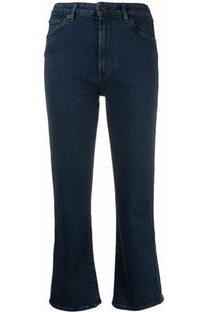 3x1 Senhora Bootcut & Boca-de-sino - High-rise kickflare jeans