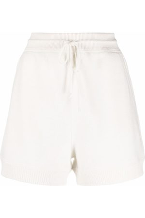 Miu Miu Drawstring-waist shorts