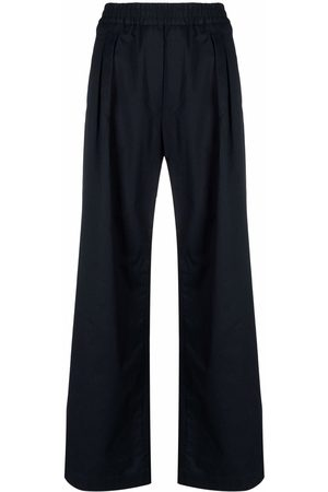 Filippa K Wide-leg tailored trousers