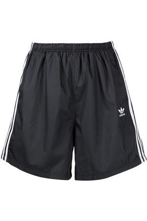 adidas Ripstop three-stripe shorts