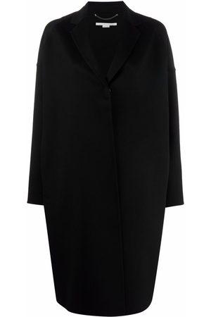 Stella McCartney Single-breasted wool coat