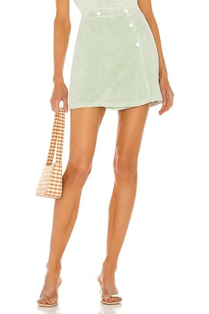 Dannijo Terry Wrap Skirt in - . Size L (also in XS, S, M).