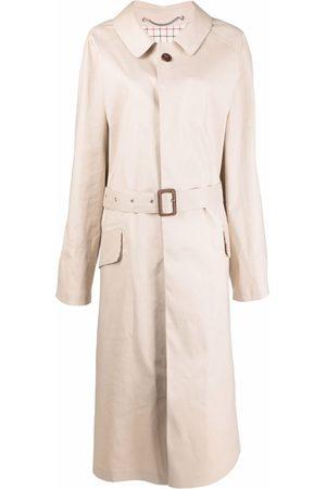 Maison Margiela Belted car coat