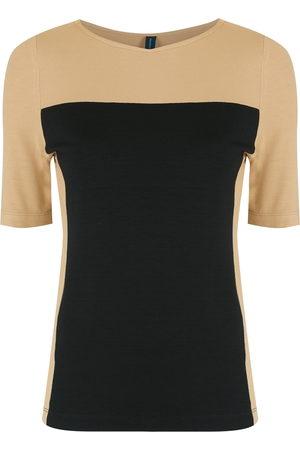 Lygia & Nanny Senhora T-shirts & Manga Curta - Colour-block T-shirt
