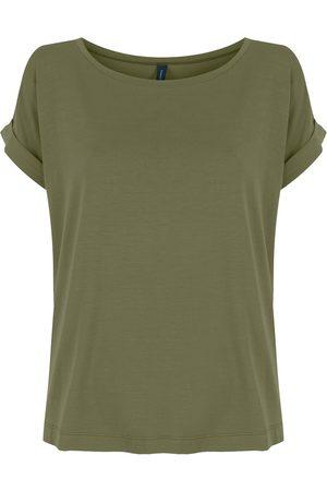 Lygia & Nanny Rolled-sleeve T-shirt