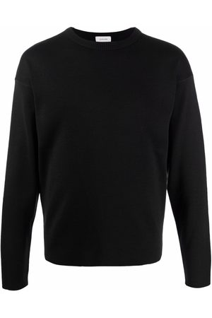 LEMAIRE Round neck long-sleeved jumper