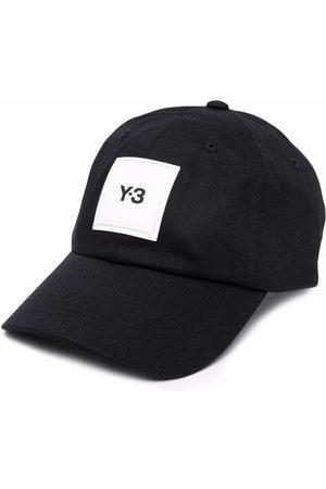 Y-3 Logo-patch cap