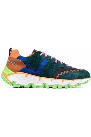 Etro Paisley-print multicolour sneakers