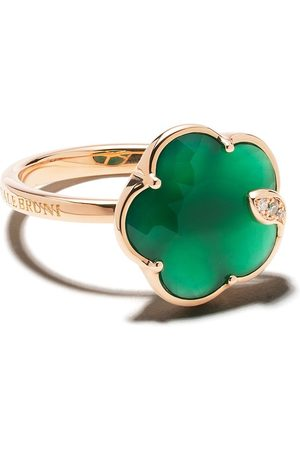 Pasquale Bruni 18kt Petit Jolie agate and diamond ring