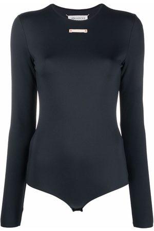 Maison Margiela Long-sleeve fitted bodysuit