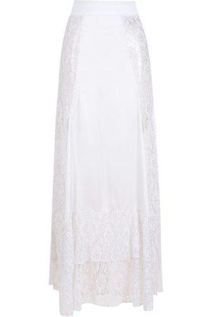 AMIR SLAMA Lace maxi skirt