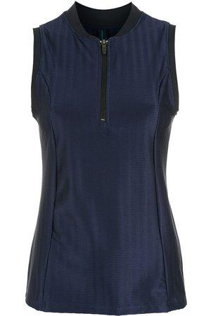 Lygia & Nanny Senhora Blusas - Zip-front blouse