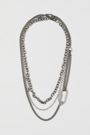 H&M Pack de 3 colares