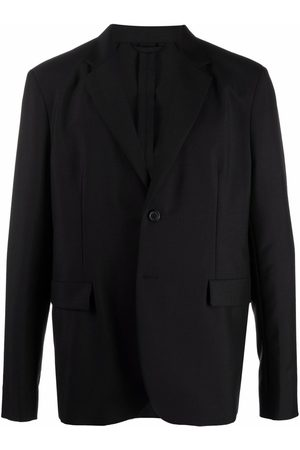 Acne Studios Single-breasted button-front blazer