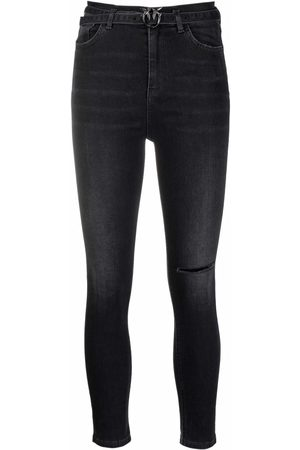 Pinko High-rise skinny jeans