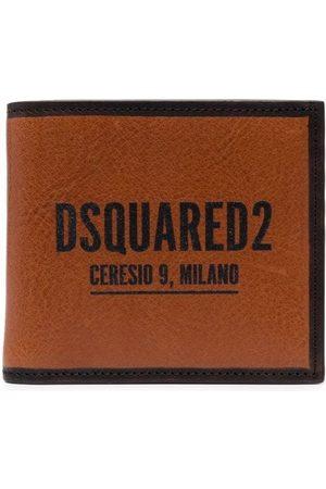 Dsquared2 Logo-print bifold wallet
