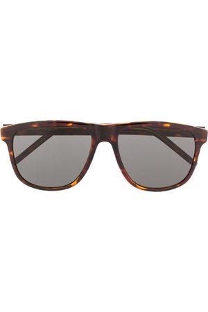 Saint Laurent Eyewear Signature soft-square frame sunglasses