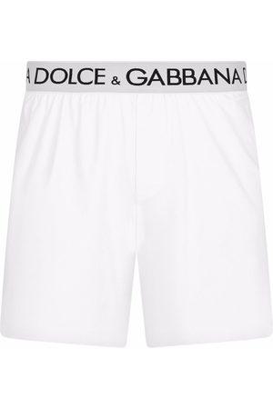 Dolce & Gabbana Logo-waistband boxer shorts