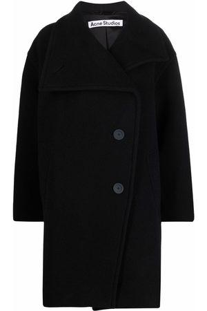 Acne Studios Funnel neck coat