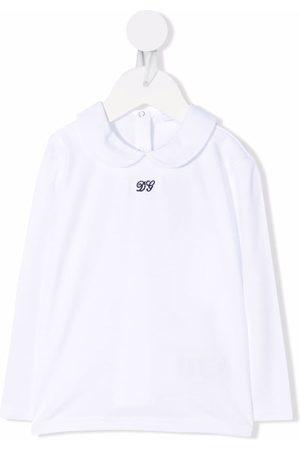 Dolce & Gabbana Embroidered-logo T-shirt