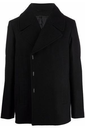 Givenchy Homem Blazers - Asymmetric wool jacket