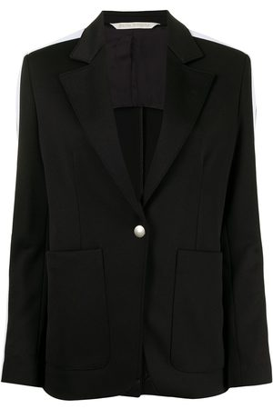 Palm Angels Stripe-detail blazer