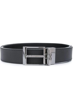 Bally Homem Cintos - Parker leather belt
