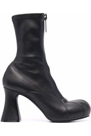 Stella McCartney Senhora Botins - Zipped ankle boots