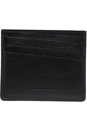 Maison Margiela Homem Bolsas & Carteiras - Colour-block leather cardholder