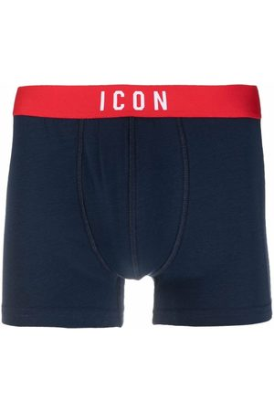 Dsquared2 Homem Boxers - ICON waistband boxer briefs