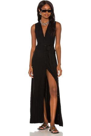 DEVON WINDSOR Senhora Vestidos Midi - Ophelia Midi Dress in - . Size L (also in XS, S, M).