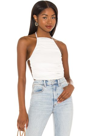 Camila Coelho Terry Tank Top in - . Size L (also in XXS, XS, S, M, XL).