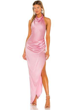 Amanda Uprichard X REVOLVE Samba Gown in - Pink. Size L (also in XS, S, M).