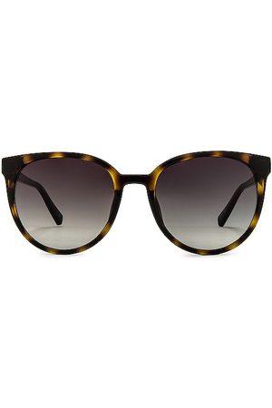 Le Specs Armada Sunglasses in - Brown. Size all.