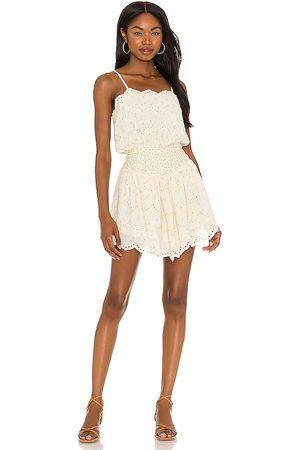 Free People Senhora Bodies interiores - Jillian Bodysuit Set in - Ivory. Size L (also in XS, M, S).