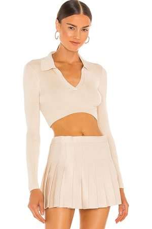 AYA MUSE Argyros Knit Top in - . Size L (also in XS, S, M).