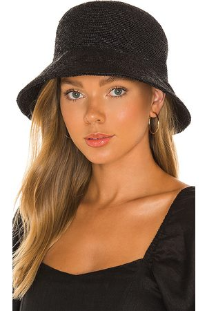 Lack of Color The Inca Bucket Hat in - Black. Size L (also in M, S).