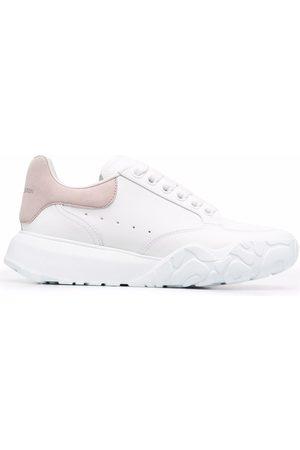 Alexander McQueen Senhora Ténis - Court low-top sneakers