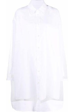 Maison Margiela Senhora Vestidos Casual - Button-up shirt dress