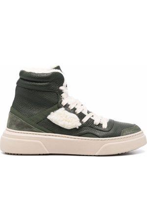Dorothee Schumacher Senhora Sapatos desportivos - Sporty Movement Furry high-top sneakers
