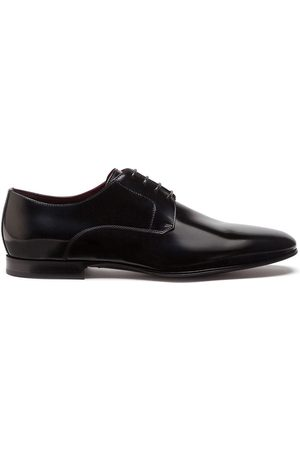 Dolce & Gabbana Polished Derby shoes