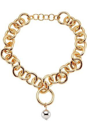Jil Sander Chunky-chain necklace