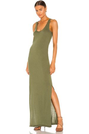 Weekend Stories Theodore Maxi Dress in - . Size L (also in XXS, XS, S, M, XL).