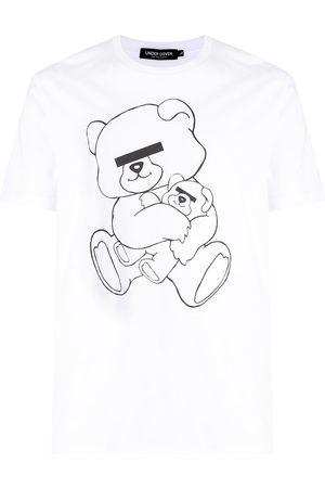 UNDERCOVER Teddy bear print T-shirt