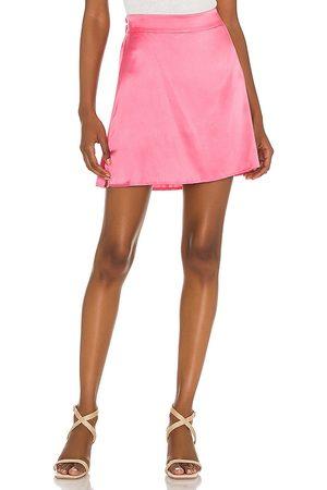Silk Roads by Adriana Iglesias Iris Mini Skirt in - . Size L (also in XS, S, M).