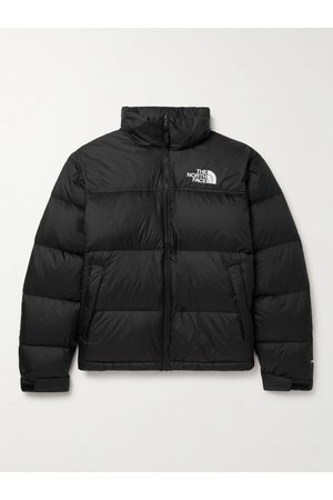 The North Face Homem Casacos Outdoor - 1996 The Retro Nuptse Logo-Embroidered Quilted DWR-Coated Ripstop Down Jacket