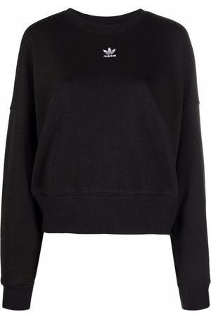 adidas Senhora Camisolas sem capuz - Adicolor Essentials fleece sweatshirt