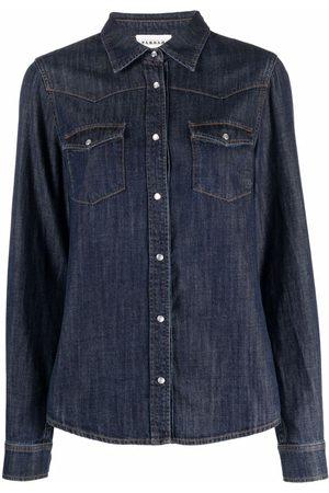 P.a.r.o.s.h. Long-sleeve denim shirt